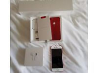 Brand new Iphone 7 red 128GB (Unlocked)