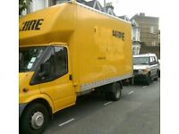 MAN WITH LUTON VAN AVAILABLE 24/7