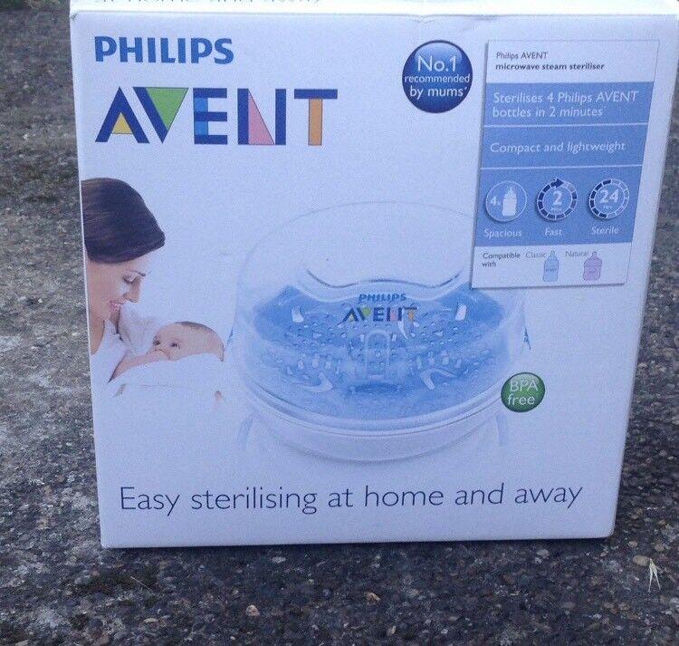 Philips Avent sterilser