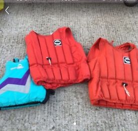 Canoeing / water sports clothing & buoyancy aids