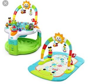 Excersaucer & Activity mat for sale!