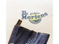 Dr Martens size 8 brand new in box RRP £120 (Charla airwair leather long brown boots)