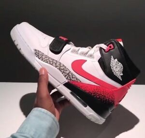 Jordan Legacy 312 in both colours.  Don C