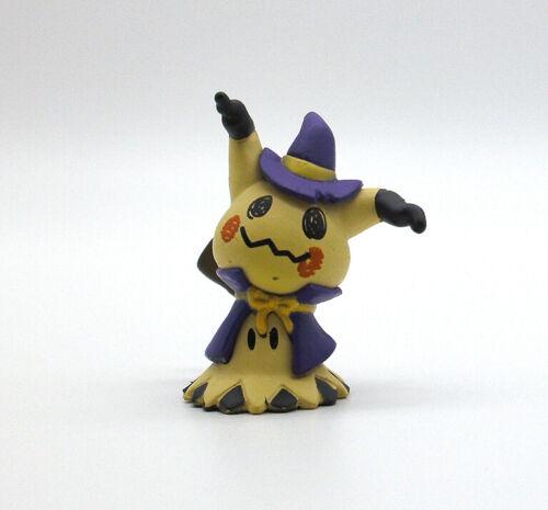"Pokemon Halloween Mimikyu witch 1.5"" gacha mini figure toy"