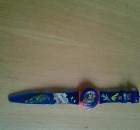 Kids Thunderbirds Watch ( never worn )