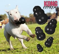 Kong Extreme Rubber Black Dog Toy - Small Medium Large XL XXL