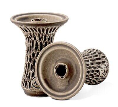 Adalya Alamut Phunnel Hookah Bowl For Kaloud Lotus Large Shisha Bowl Clay Brown