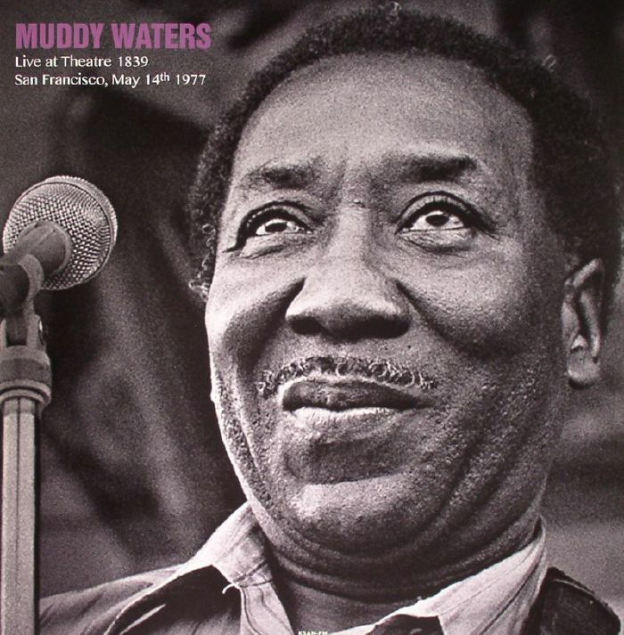 Muddy Waters - Live in Sa....<br>