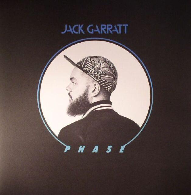 GARRATT, Jack - Phase - Vinyl (gatefold heavyweight vinyl LP)