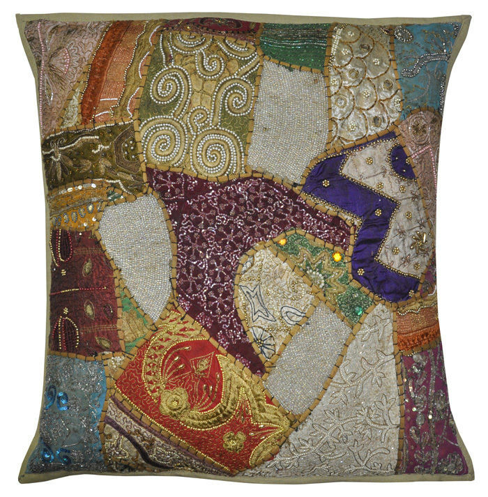 How to Sew Cushion Covers by Hand