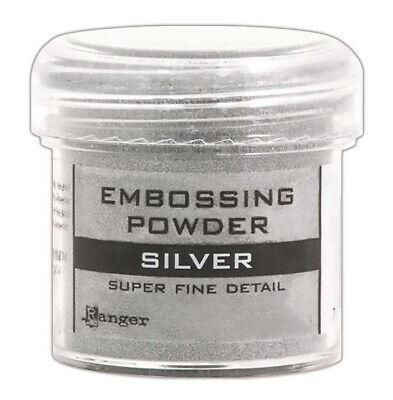 Ranger - Embossing Powder - Silver - Super Fine