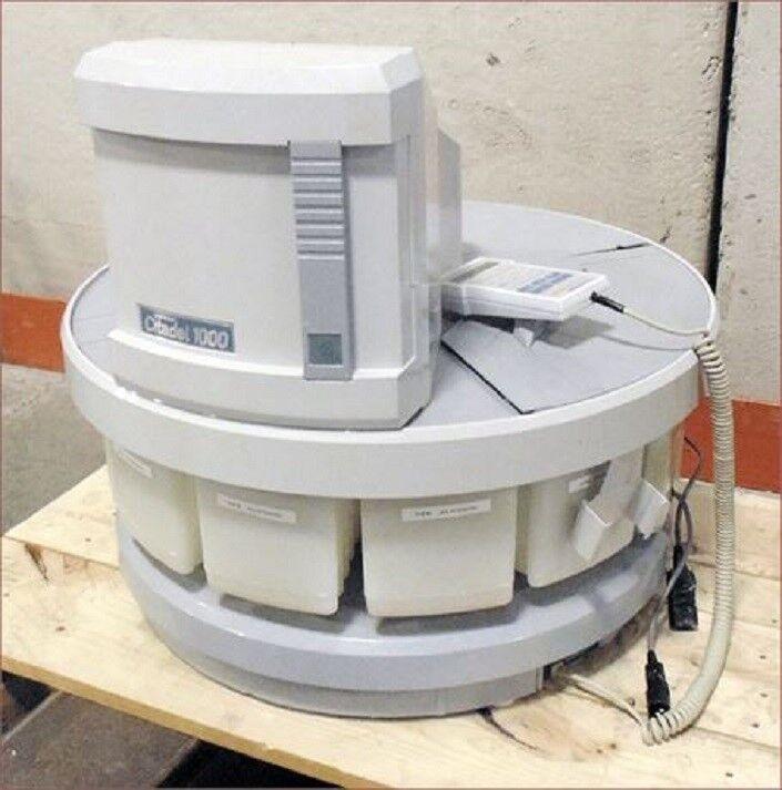 Shandon Scientific LTD Citadel 1000 Carousel Type Tissue Processor