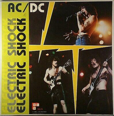 AC/DC Electric Shock 2 record set Vinyl