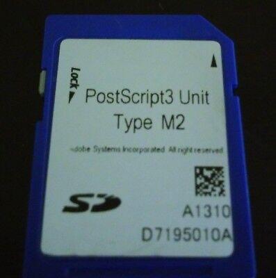 Ricoh Postscript3 Unit Type C5000 Fits MP C4000 C5000