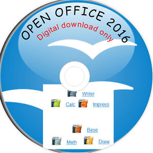 how to download only word from open office