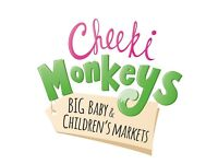 Cheeki Monkey's Family Easter Fun and Pop Up Children's Market