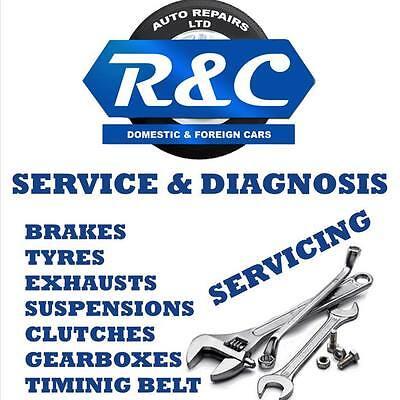 Vehicle Repairing Garage