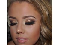 Bourne beautiful makeup/hair
