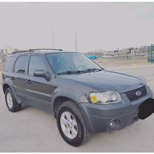 Wanted: 2006 Ford Escape