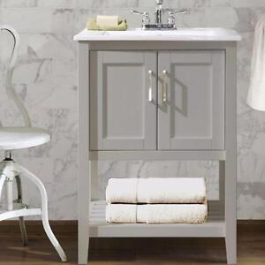 "24"" Single Bathroom Vanity Set by Legion Furniture - Brand New"