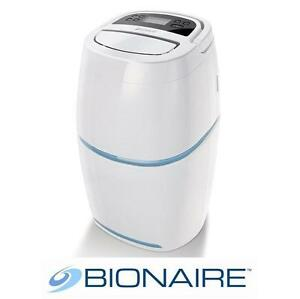 NEW* BIONAIRE 20L DEHUMIDIFIER PureQuiet - WHITE - HEATING  COOLING - AIR QUALITY - HOME APPLIANCES 103159034