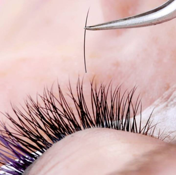 Russian Volume Classic Eyelash Extensions In Crawley West Sussex