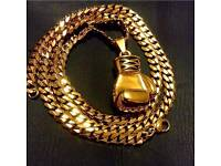Mens Chain GOLD FILLED