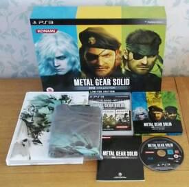 Metal Gear Solid HD Collectors Edition PS3