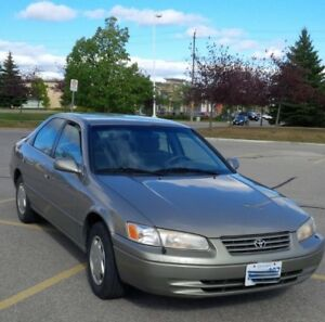 Toyota Camry SOLD ,car went to a good home ,thanks for looking.