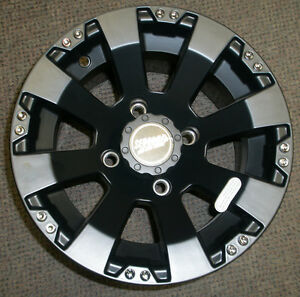 "Sedona Spyder ATV Wheel for Honda/Yamaha/ Suzuki ATV-12"""