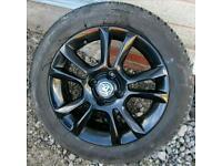2010 Vauxhall Corsa SXI alloy wheels VGC