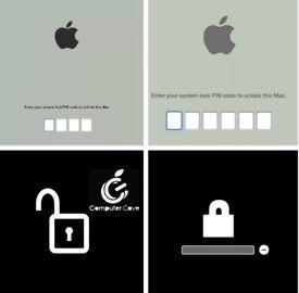 ££ I buy £ MacBook / pro / air / iMac / password / pin / Icloud / efi