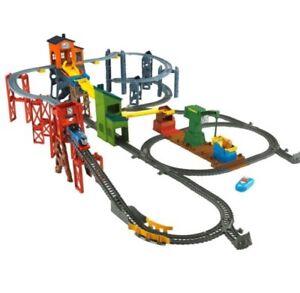 Thomas sets & extra engines