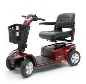 Pride Mobility Celebrity X Four-Wheel Scooter SC4401 mint cond