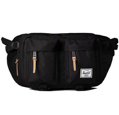 Herschel Supply Co. Eighteen Cross Body Pack/Waist Pack Mens Black