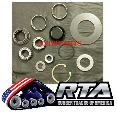 One 10 Middle Bogie Wheel Bearing Repair Kit Fits Asv Rc50 Rc60 Sc50 St50