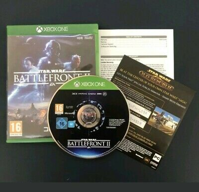 Star Wars Battlefront 2 - Xbox One - Perfect Condition