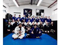 Checkmat Brazilian Jiu Jitsu at The Gauntlet Fight Academy