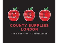 County Supplies London Limited - Multi drop drivers required