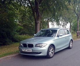 BMW 1 SERIES 6 SPEED (engine that drives THIS CAR immaculately)