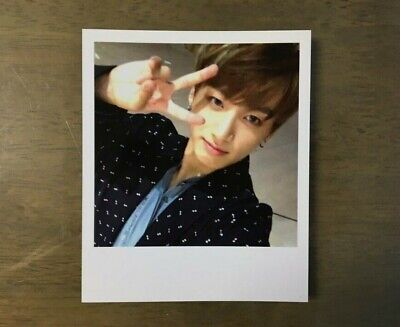 BTS JUNGKOOK 2nd Album WINGS Polaroid Official Photo Card Photocard