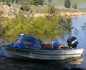40hp runabout flat floor Raymond Terrace Port Stephens Area Preview