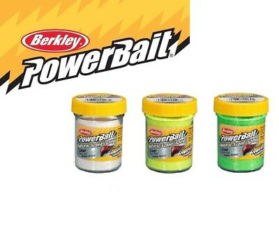 POWER BAIT  von     BERKLEY       Forellen Teig       50g