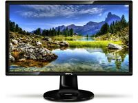 "27"" / 27 Inch Computer Monitor - LED LCD Slimline FlatScreen WideScreen - PC MAC Linux MacOS OS"