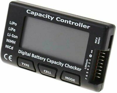 Digital Battery Capacity Checker RC Cell Meter 7 Cellmeter LiPo LiFe Li-ion NiMH Other RC Parts & Accs