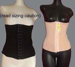 Waist-cincher-firm-belt-control-Semi-Rubber-give-flexible-movement-S-M-L-XL-2X