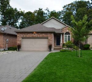New Listing in Strathroy! Beautiful 4 Level Home