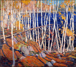 "Limited Edition ""In the Northland"" by Tom Thomson"