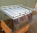 Ute Canopy 4x4 full roof rack overhang 2400 toolbox rhino style Wilberforce Hawkesbury Area image 2