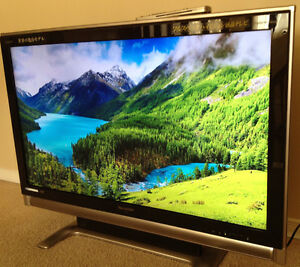 Videophiles - Japanese Sharp Aquos LC-42RX1W 120Hz 1080p LCD TV